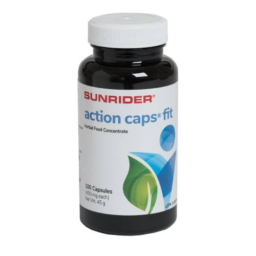 Action Caps<sup>®</sup> Fit 100 capsules