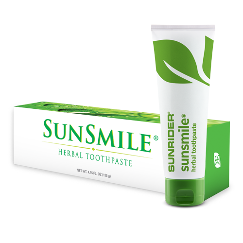 SunSmile<sup>®</sup> Herbal Toothpaste 135g