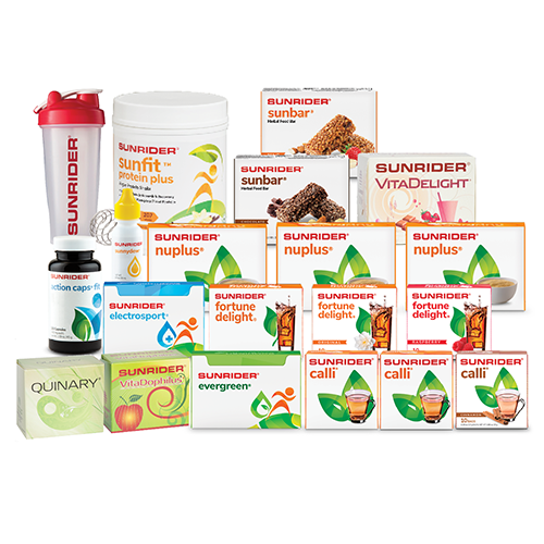 Sunrider<sup>®</sup> Complete Wellness Pack (for IBO)